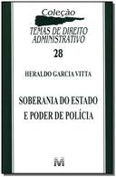 SOBERANIA DO ESTADO E PODER DE POLICIA