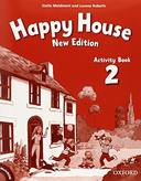 HAPPY HOUSE 2 - ACTIVITY - NEW EDITION