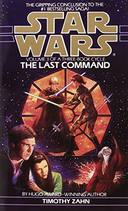 STAR WARS THRAWN TRILOGY 3 - THE LAST COMMAND