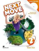 NEXT MOVE 2 STUDENT BOOK WITH DVD-ROM