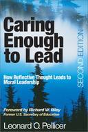 CARING ENOUGH TO LEAD
