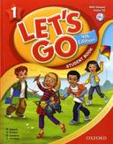 LET'S GO 1 - STUDENT'S BOOK + CD