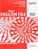 NEW ENGLISH FILE ELEMENTARY - WORKBOOK