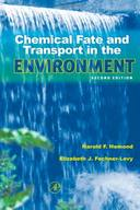 CHEMICAL FATE TRANSPORT IN THE ENVIRONMENT