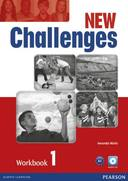 NEW CHALLENGES 1 - WORKBOOK WITH AUDIO CD
