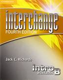 INTERCHANGE INTRO B WORKBOOK