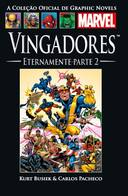 COLEÇAO MARVEL GRAPHIC NOVELS - Nº46