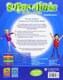 SUPER MINDS AMERICAN ENGLISH 1 - STUDENT'S BOOK