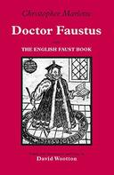 Doctor Faustus and his demon, Mephistopheles.