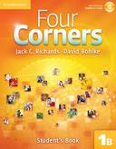 FOUR CORNERS LEVEL 1 STUDENT'S BOOK B WITH