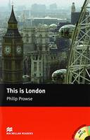 THIS IS LONDON - BEGINNER - CD PACK