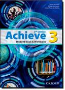 ACHIEVE, V.3 - STUDENT BOOK AND WORKBOOK