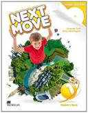 NEXT MOVE 1 STUDENT BOOK WITH DVD ROM