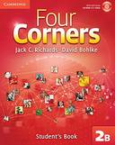 FOUR CORNERS LEVEL 2 STUDENT'S BOOK B WITH