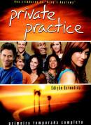 PRIVATE PRACTICE - 1ª TEMPORADA