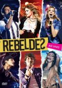 REBELDES AO VIVO (DVD)