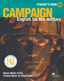 CAMPAIGN ENGLISH FOR THE MILITARY - ST. BOOK 1