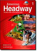 AMERICAN HEADWAY 1 SECOND EDITION - STUDENT'S BOOK