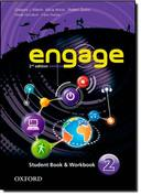 ENGAGE LEVEL 2 - STUDENT BOOK AND WORKBOOK