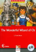 WONDERFUL WIZARD OF OZ, THE - WITH CD