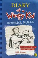 DIARY OF A WIMPY KID, V.2 - RODRICK RULES