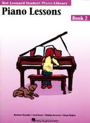 PIANO LESSONS BOOK 2 - HAL LEONARD STUDENT PIANO L