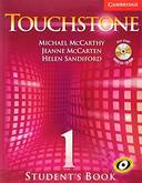 TOUCHSTONE 1 - STUDENT'S BOOK