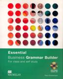 ESSENTIAL BUSINESS GRAMMAR BUILDER - STUDENT'S BOO