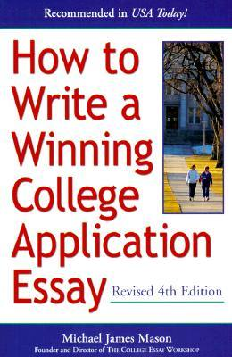 How to write a winning college essay