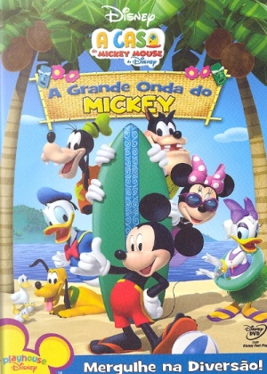 4bf30dfd69 Filme  CASA DO MICKEY MOUSE - A GRANDE ONDA DO MICKEY