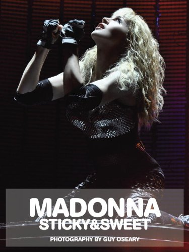 MADONNA - STICKY AND SWEET