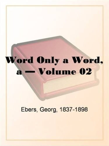 word-only-a-word-volume-2-a