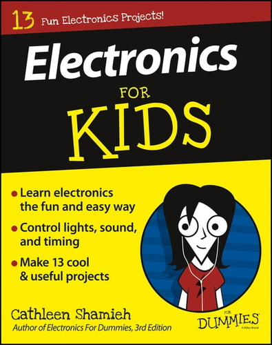 electronics-for-kids-for-dummies