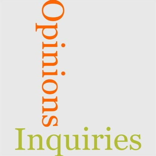 inquiries-opinions