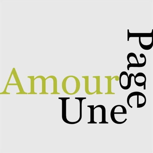 page-damour-une