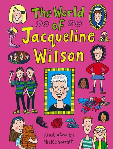 world of jacqueline wilson, the