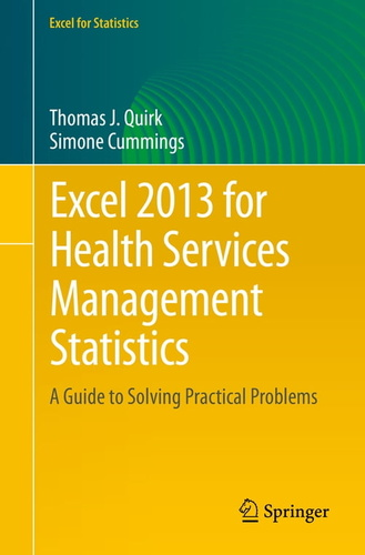 excel-2013-for-health-services-management