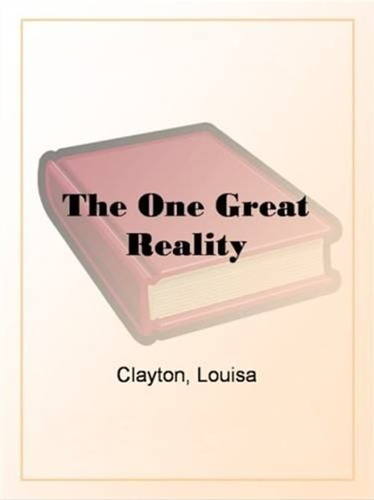one-great-reality-the
