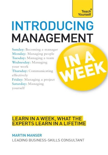 introducing-management-in-a-week-teach-yourself