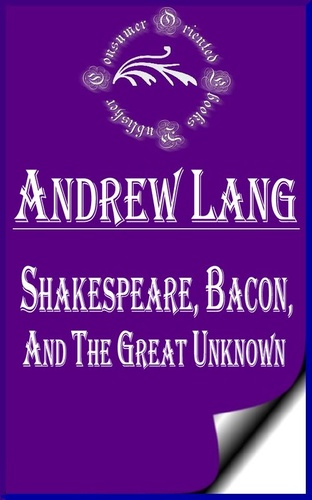 shakespeare-bacon-the-great-unknown