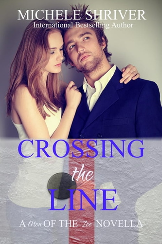 crossing the line - 9781516388714