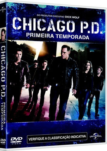 chicago p.d. - 1 temporada - 7899814207629 ( DVD )