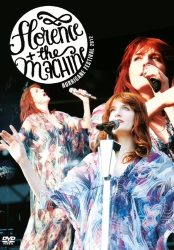 Florence And The Machine Hurricane Festival 2012 ( DVD )