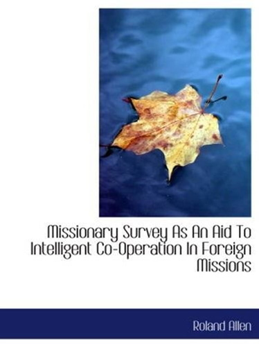 missionary-survey-as-an-aid-to-intelligent