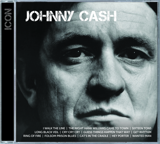 cd icon johnny cash