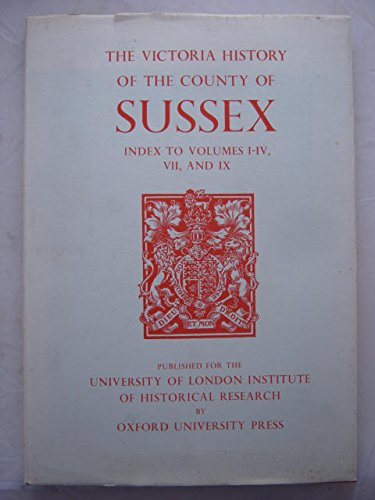 history-of-the-county-of-sussex-a