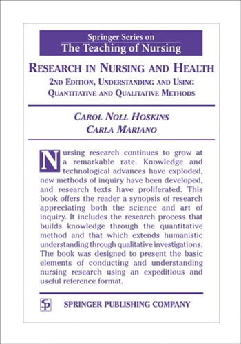 research-in-nursing-health
