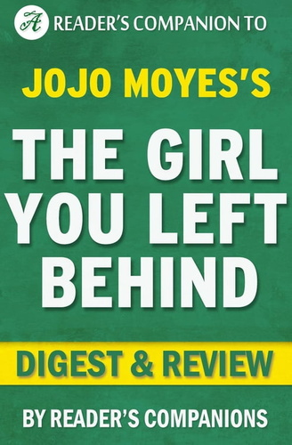 girl-you-left-behind-by-jojo-moyes-digest
