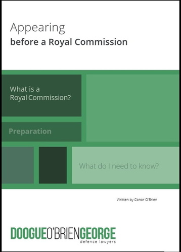 appearing-before-a-royal-commission