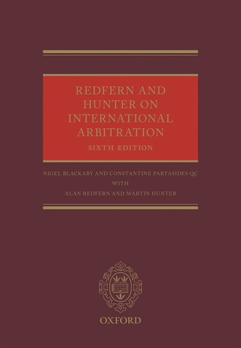 Redfern and hunter on international arbitration fandeluxe Images